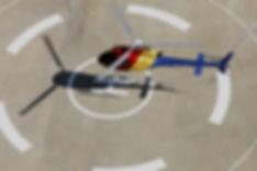 Miguel Barros Heliport in Algarve (Portugal)