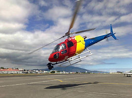 AS350 B3 Helicopter in Algarve (Portugal)