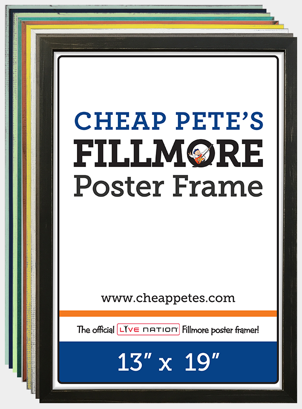 Readymade Frames | Wall Frames | Colorful