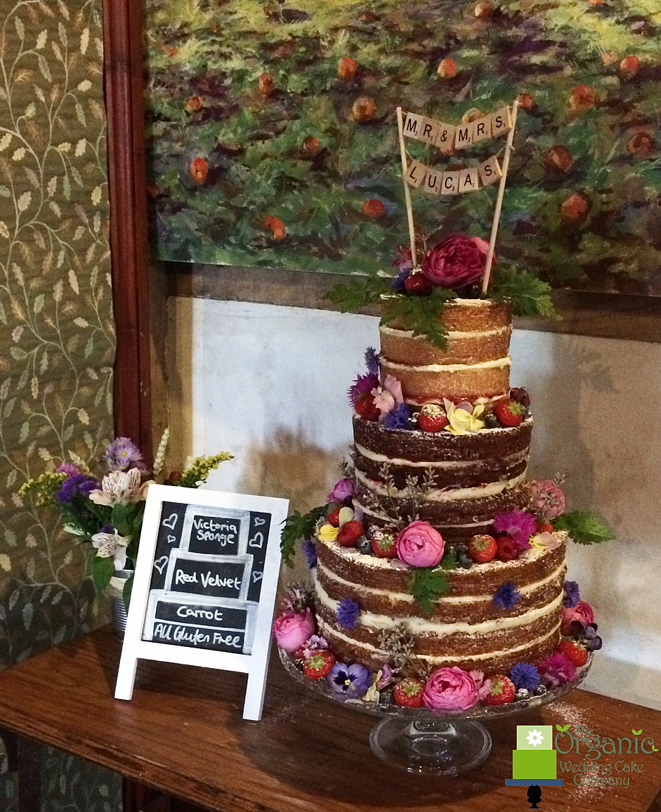Gluten free wedding cakes gallery