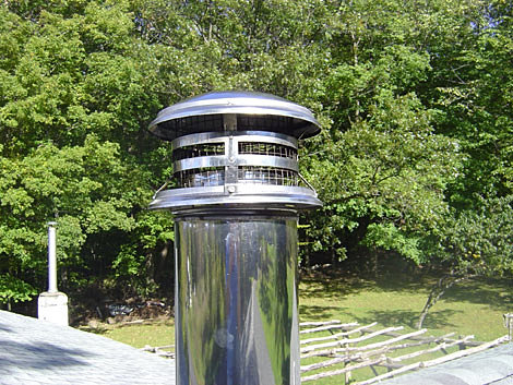 Above All Chimney Sweeping and Dryer Vent Cleaning Service | Wood Stove Cap. - Above All Chimney Sweeping And Dryer Vent Cleaning Service Wood