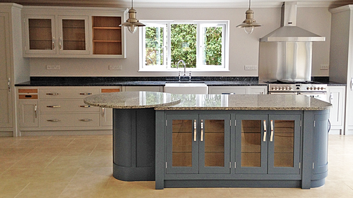 East Wing Custom Cabinetry Handmade Bespoke Fitted Furniture KITCHENS