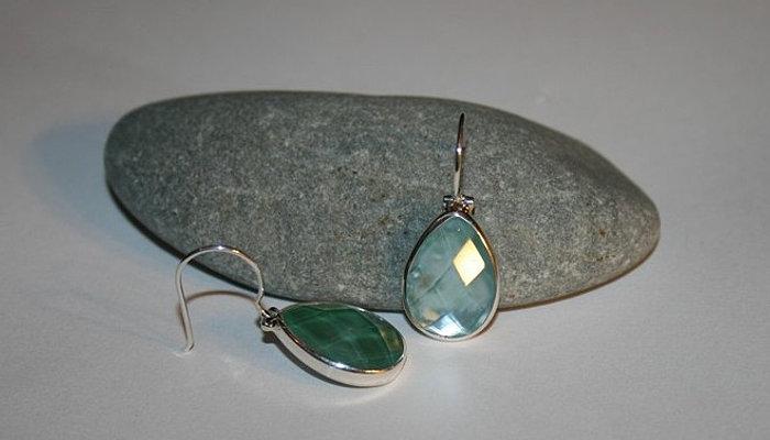 Carolyn Burgess Kelly Sea Glass Jewelry