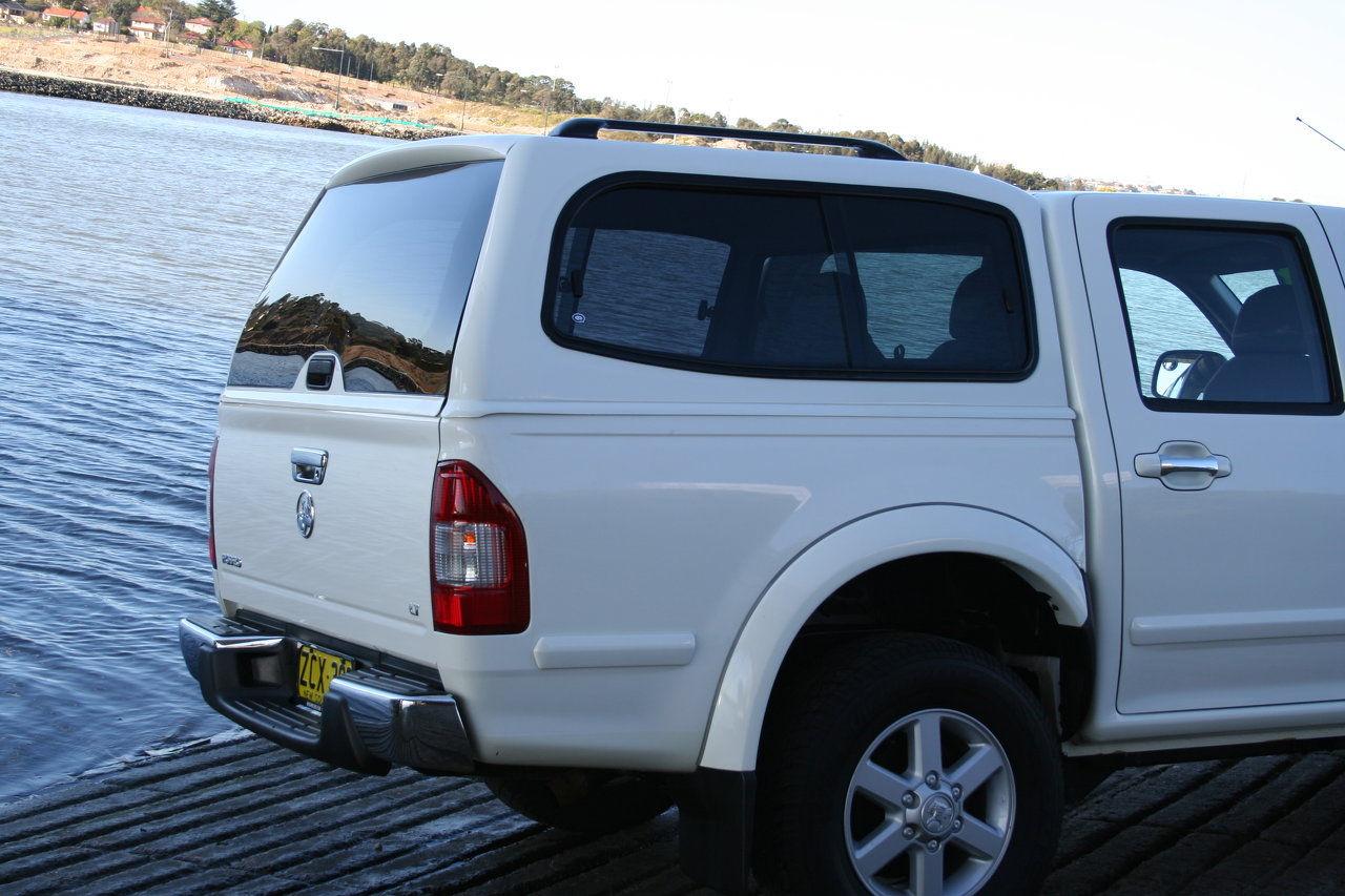 Holden Colarado RAZORBACK canopy & Wix.com - Website built by websitenow based on Blank Website ...