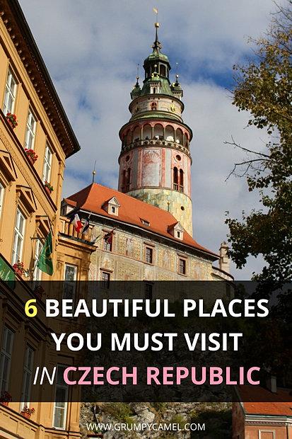 6 Beautiful Places In Czech Republic
