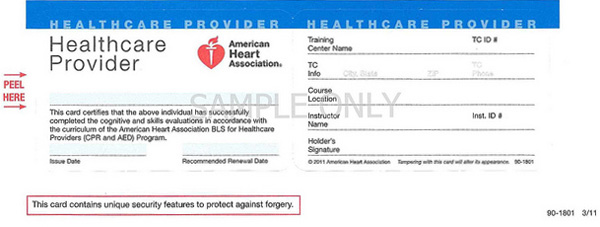 Awesome Cpr Card Template Ideas The Best Curriculum Vitae Ideas - Cpr card template