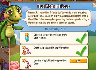 True Mother's Love Quest 2/8