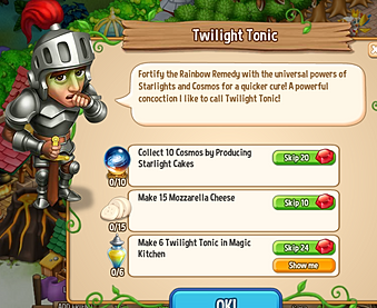 Twilight Tonic Quest