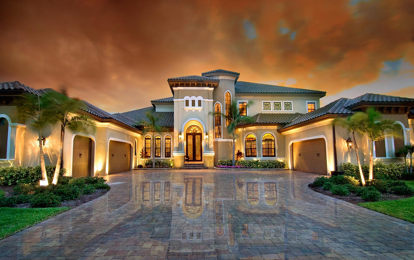Pictures of beautiful homes in florida