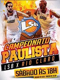LSB X Rio Claro