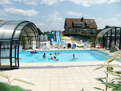 Village vacances normandie h tel club bord de mer vacances for Village vacances normandie piscine couverte