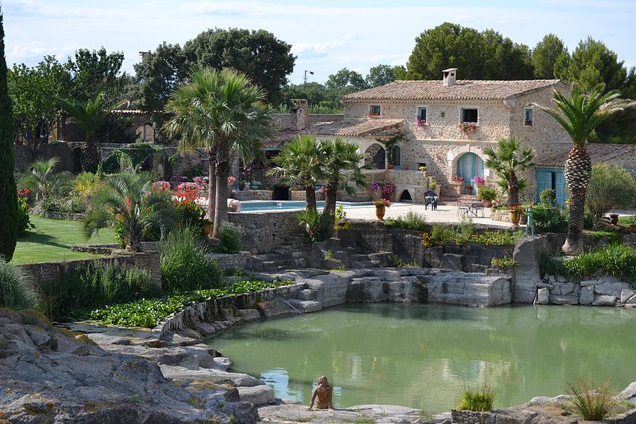 Jardin saint adrien paysages for Jardin 0 l4anglaise