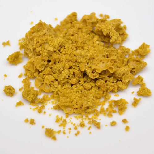 how to make crumble wax hash
