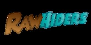 R2P Pet Rawhiders logo