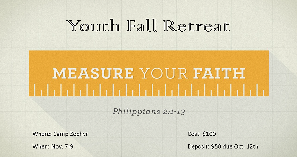 First Baptist Church Youth Fall Retreat 2014 Png