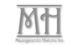 Maungaturoto Historic Inn - ML Logo - bw