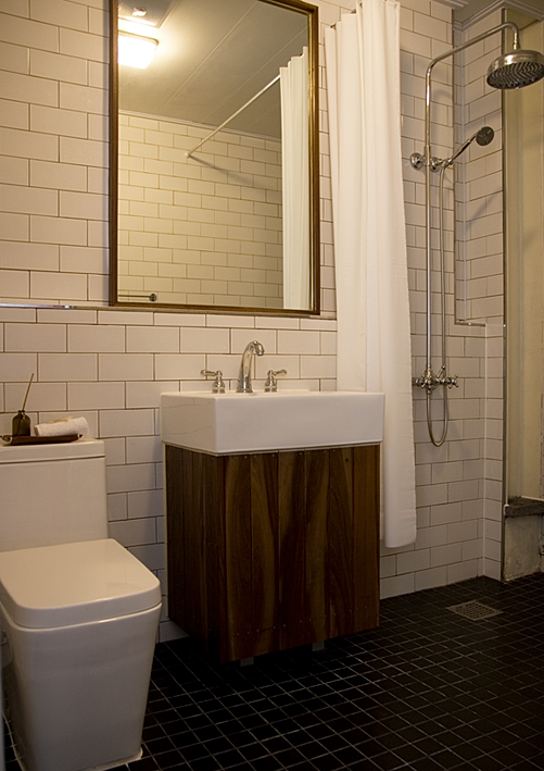 701loft the private residence bathroom for W 4 bathrooms chiswick