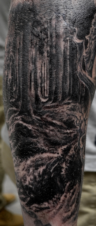 black corner tattoo bueno tatouages tatouage tattoo tatoueur valence. Black Bedroom Furniture Sets. Home Design Ideas