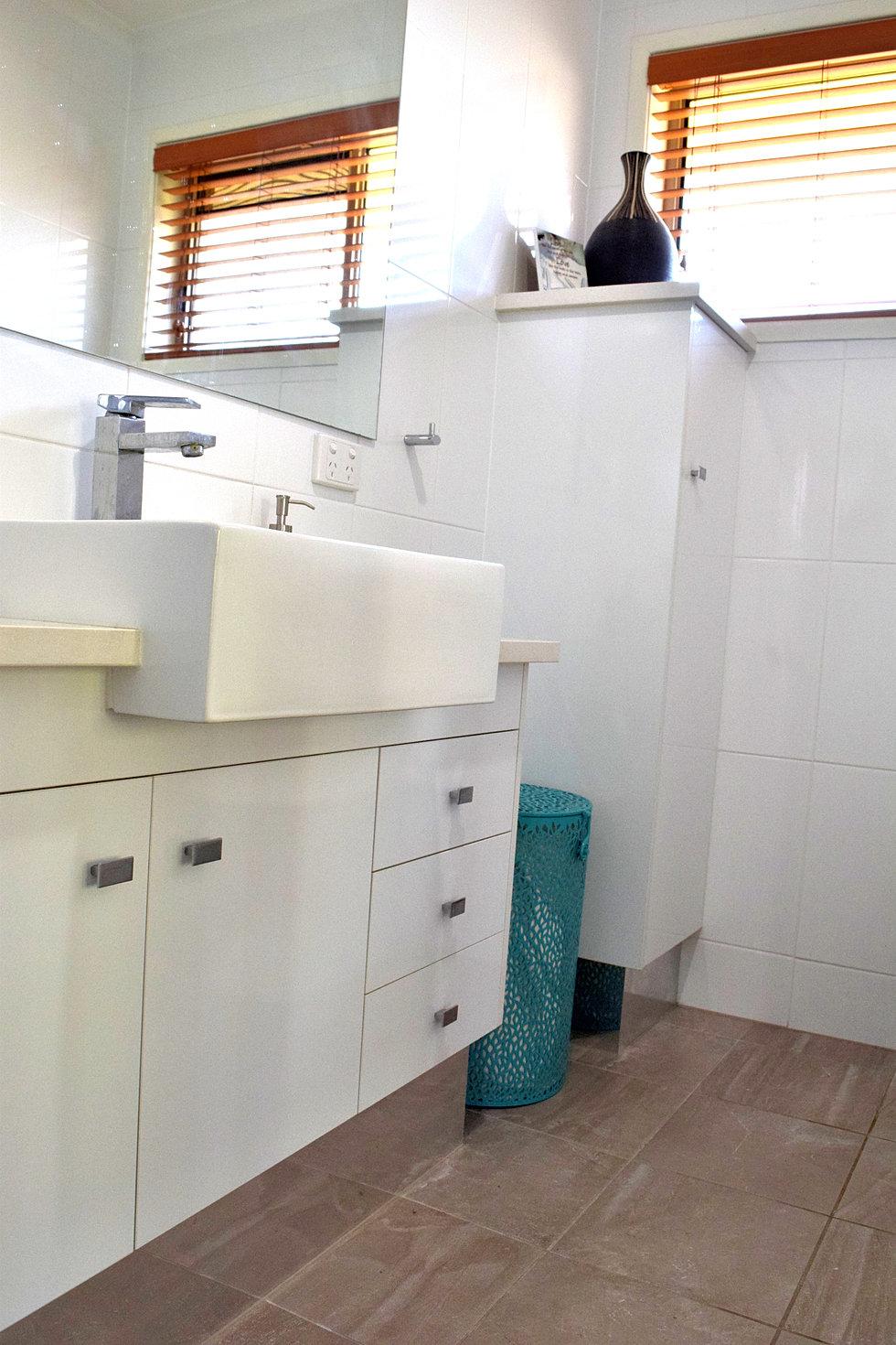 bathroom cabinetry designs