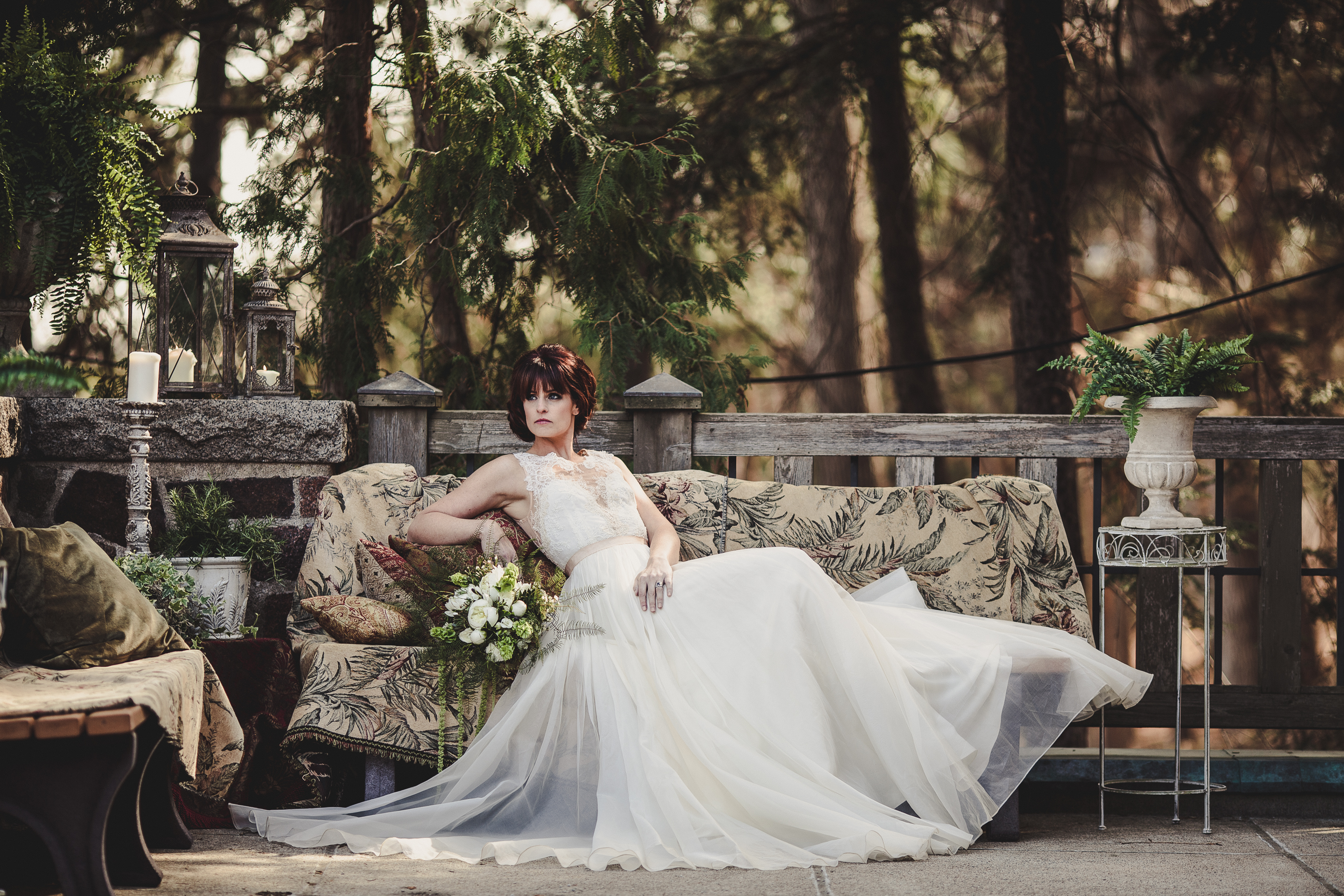 Swoon worthy photos of the leanne marshall danielle for Wedding dress shops twin cities