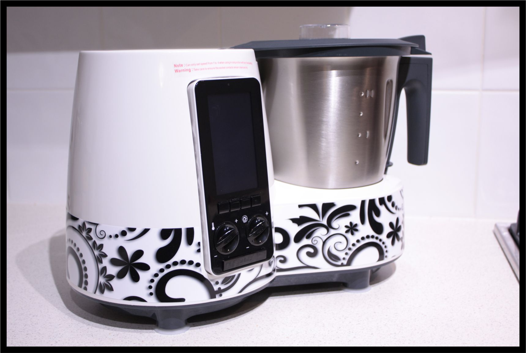 Thermomix Stickers & Custom Decals for TM5 & TM31