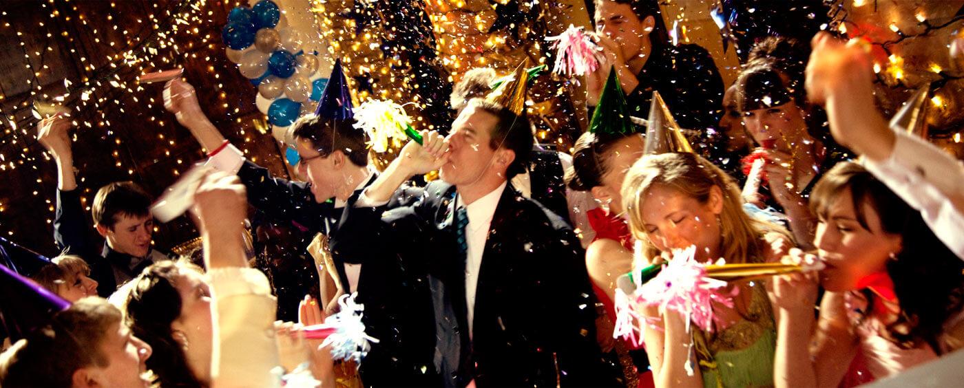 Встреча нового года по фильму