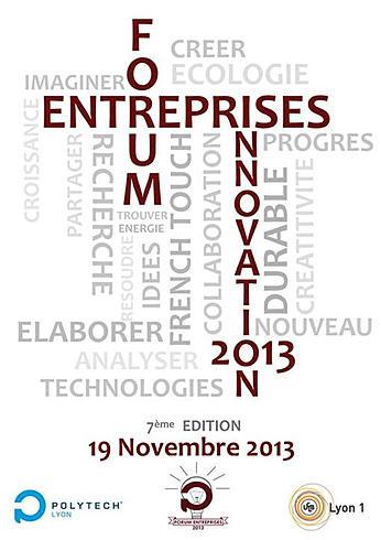 Forum Polytech Entreprises 2013