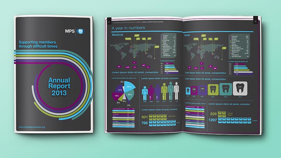 Graphic Design Annual Report Ideas Annual Report Design
