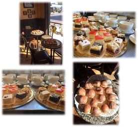 Durant cette activité organisée par la Ville de Montréal, en collaboration  avec Isabel Massey Marketing, à Pâtisserie Wawel nous étions très heureux  de