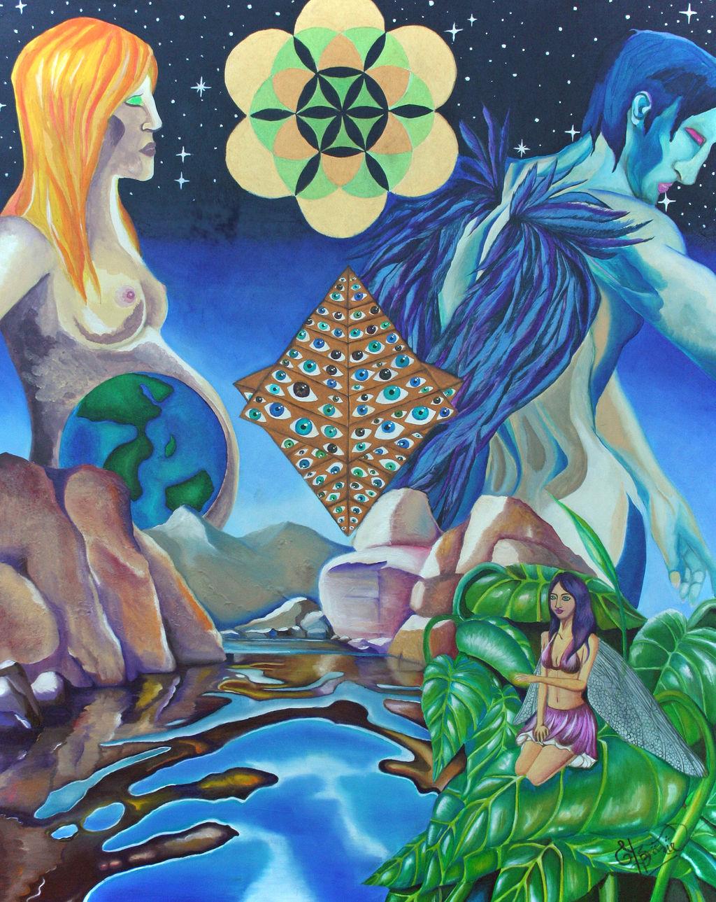 Gaia's Rebirth