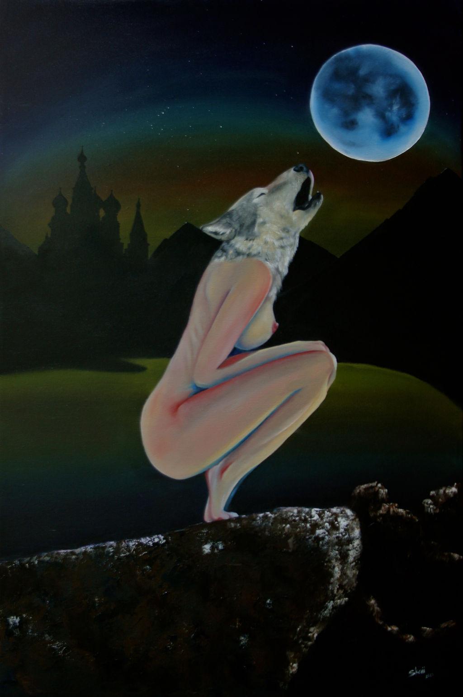 L'amour pour La Lune