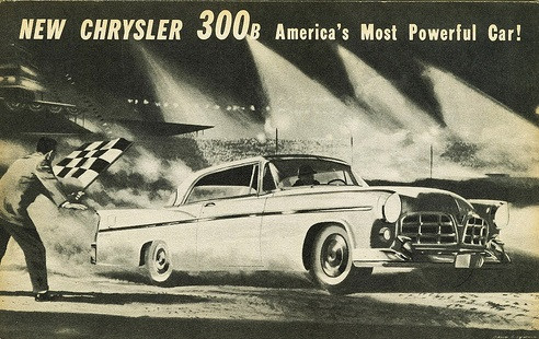 Whats It Worth 1956 Chrysler 300B Was This Hemi Luxury Liner