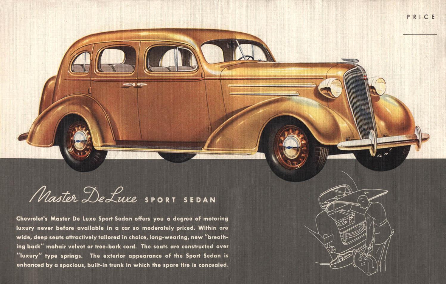 What 39 s it worth 1936 chevrolet master deluxe 4 door sedan for 1936 chevy 4 door sedan