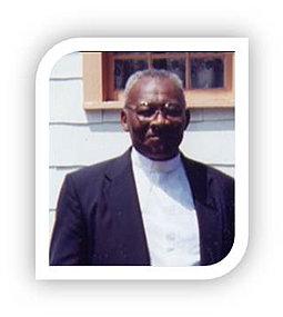 Elder Richard Jones Dist Supt 1980