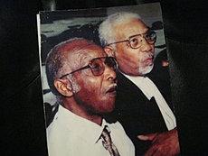 Brothers - Naham & Cleveland McBride