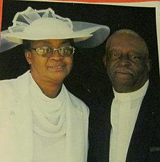 Eld Senior & Sis. Ruth Nell Lewis