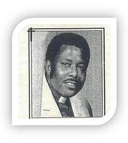 Elder W. H. Livingston Dist Eld 1975