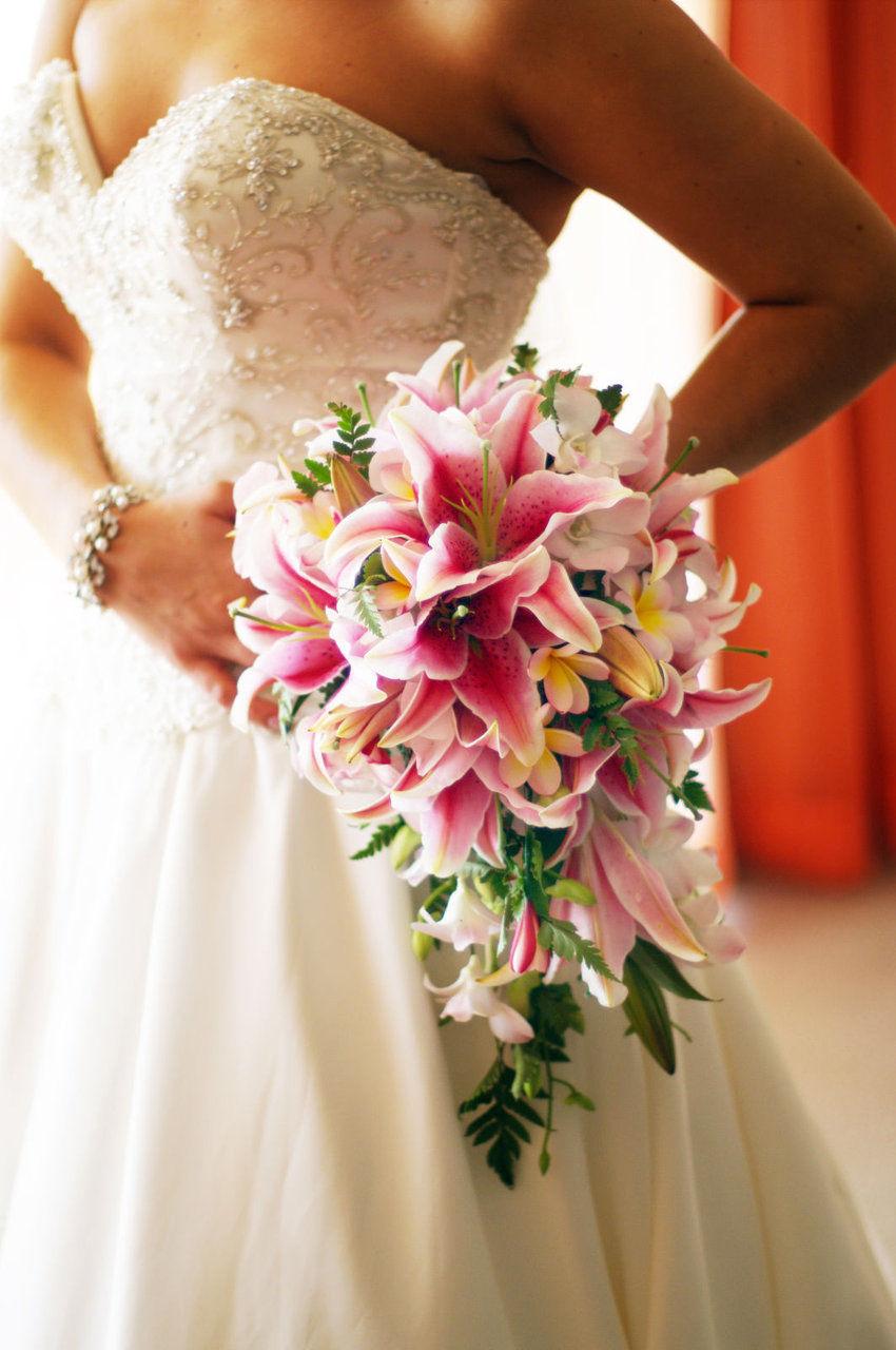 bridal bouquet flowers for weddings in brisbane sunshine