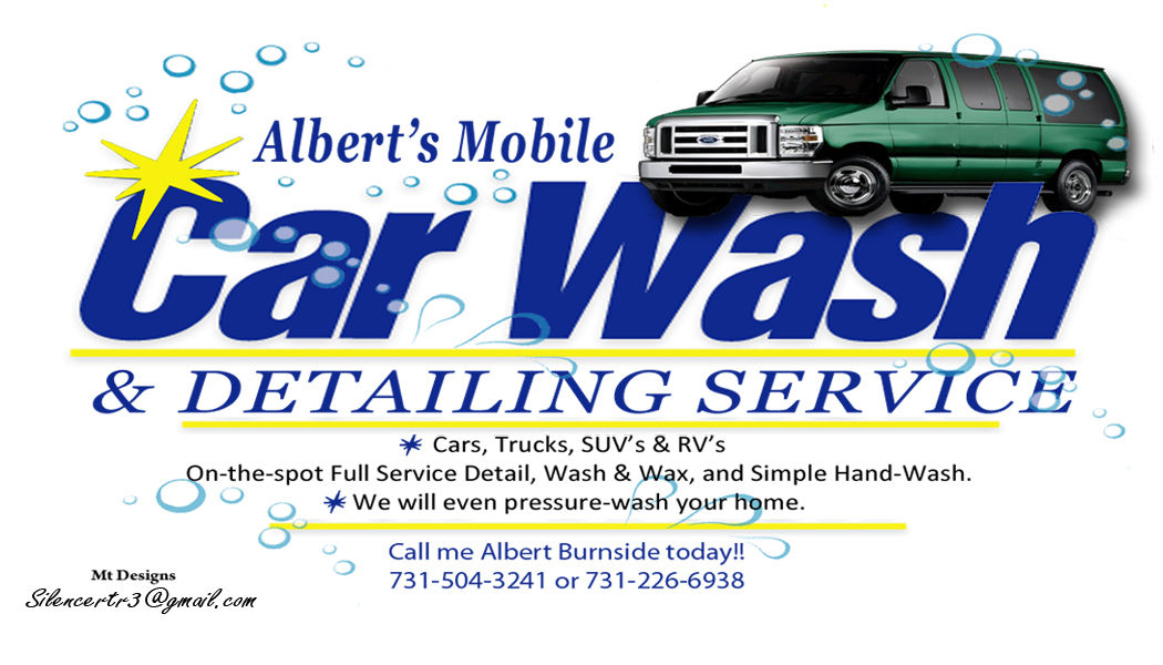 Image gallery mobile carwash business flyer for Car wash business cards