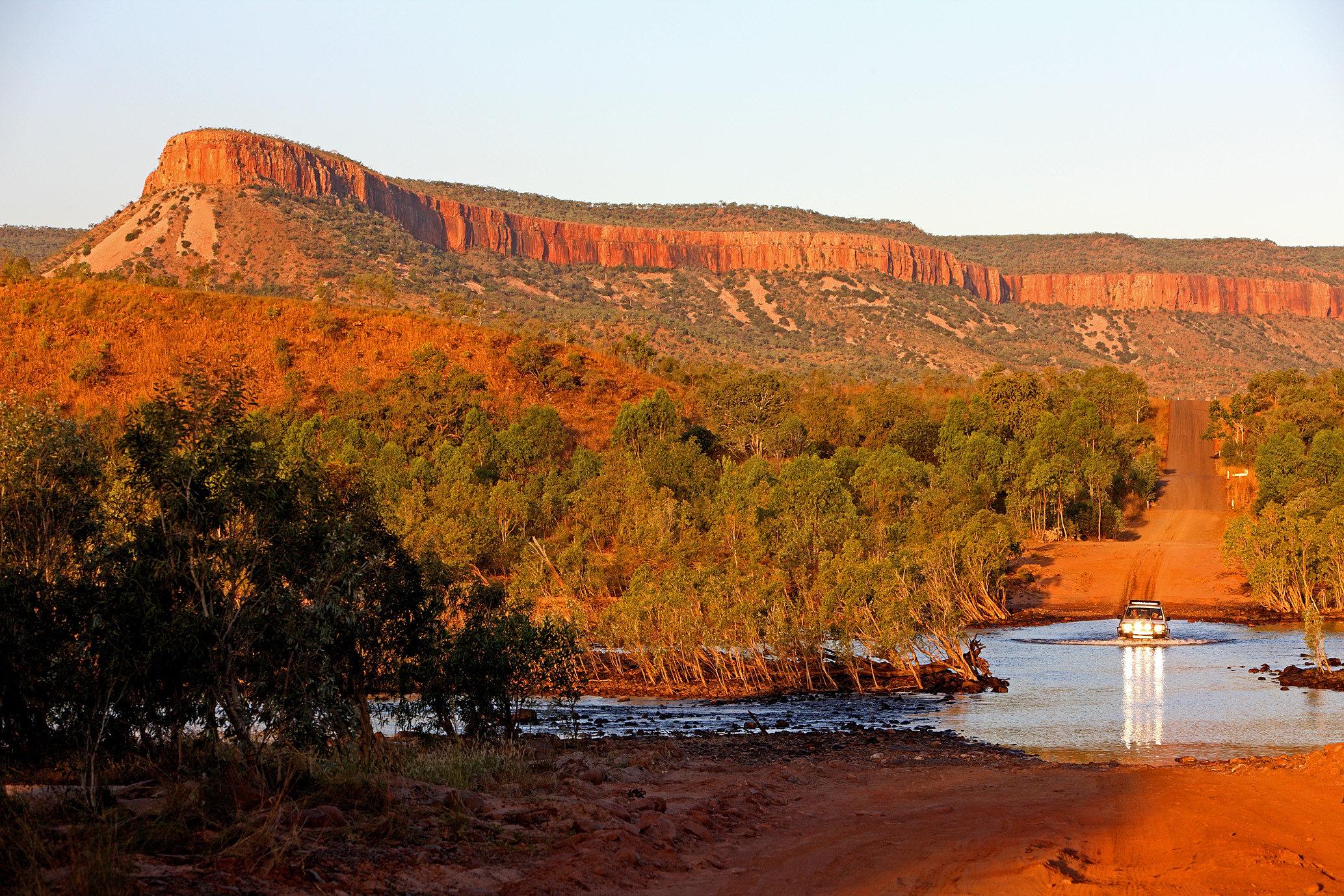 Kimberley Spirit 4wd Tours North Western Australia Gibb