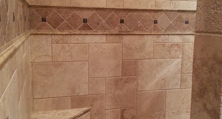 Tile flooring contractor installer lubbock tx for Bath remodel lubbock