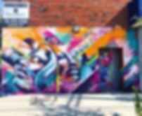Bianca Romero Mural Lombardy Walls