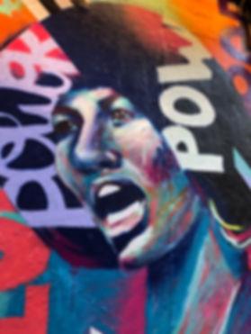 Bianca Romero NYC Mural Rag & Bone Store