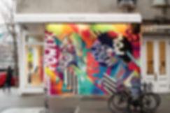 Bianca Romero NYC Mural