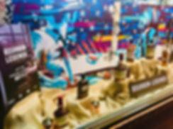 Bianca Romero art for Makers Mark Jim Beam Knob Creek Basil Haydens