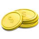 Coins, Gold, Silver, Tokens & Numismatics