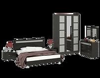 Кровать   нити