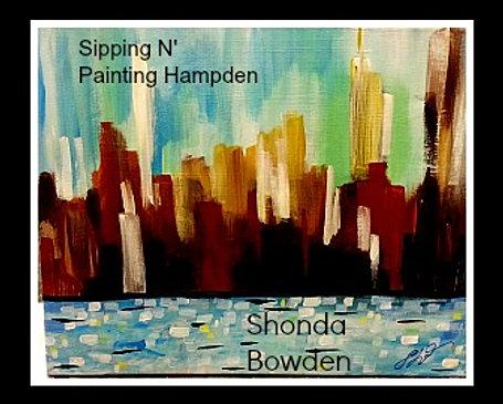 paint sip denver paint wine denver canvas and cocktails