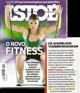 Aurélio na revista ISTOÉ