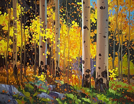 Fall Forest Symphony I